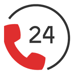 24/7 Help Desk Icon | Technetics Consulting Melbourne