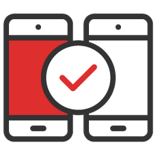 Mobile Devices Icon | Technetics Consulting Melbourne