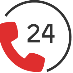 24/7 Help Desk Support Icon | Technetics Consulting Melbourne