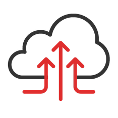 Cloud Services Icon | Technetics Consulting Melbourne